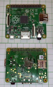 RaspberryPi Model A+ 256MB